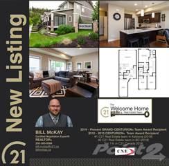 Residential Property for sale in 600 Boynton Pl, Kelowna, British Columbia, V1V 1A6