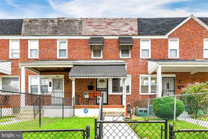 Residential Property for sale in 5115 NELSON AVENUE, Baltimore City, MD, 21215