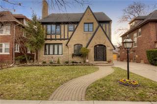 Single Family for sale in 2041 LONGFELLOW Street, Detroit, MI, 48206