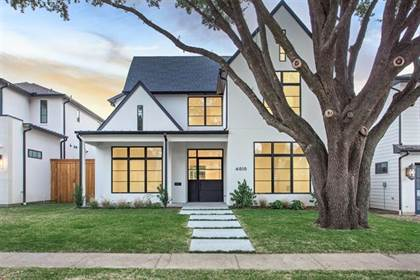 Residential Property for sale in 4818 W Amherst Avenue, Dallas, TX, 75209