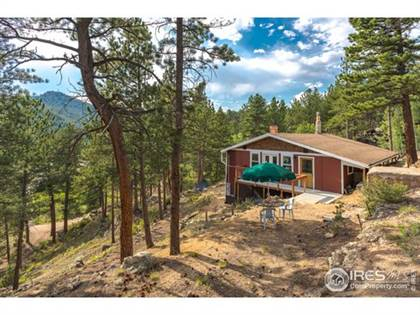 Residential Property for sale in 3497 Coal Creek Canyon Dr 18, Bald Mountain CCD, CO, 80471