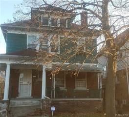 Single Family for sale in 2971 BURLINGAME Street, Detroit, MI, 48206