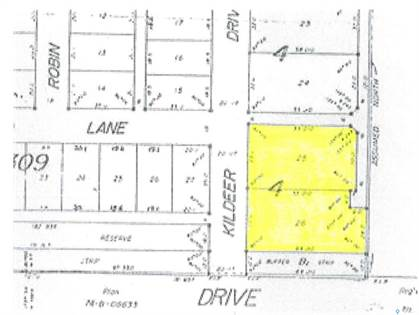 Lots And Land for sale in 2302 Kildeer DRIVE, North Battleford, Saskatchewan, S9A 3T5