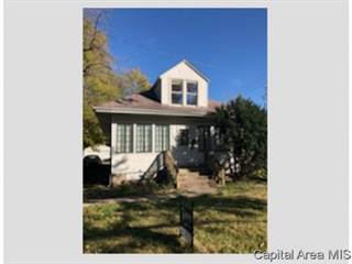 Single Family for sale in 3616 S Park, Springfield, IL, 62704