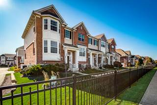 Townhouse for sale in 10595 West 153rd Street, Orland Park, IL, 60462