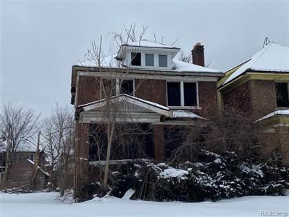 Residential Property for sale in 4855 Spokane Street, Detroit, MI, 48204