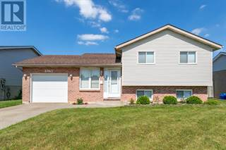 Single Family for sale in 2962 ALDERBROOK DRIVE, Windsor, Ontario, N8W5H5