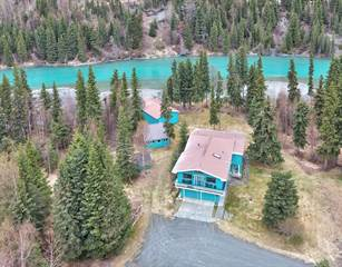 Single Family for sale in 17260 George Nelson Drive, Cooper Landing, AK, 99572