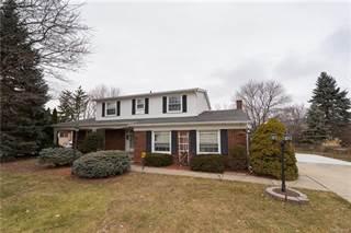 Single Family for rent in 974 HUNTSFORD Drive, Troy, MI, 48084