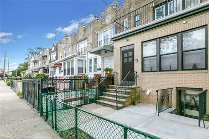 Multifamily for sale in 296 Eldert Lane, Brooklyn, NY, 11208