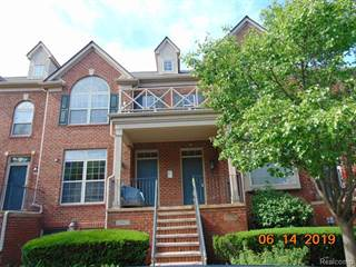 Condo for rent in 39460 SPRINGWATER Drive, Northville, MI, 48168