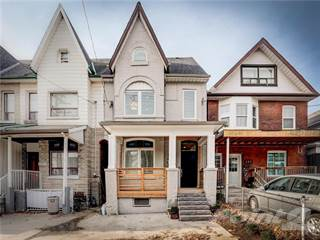 Townhouse for sale in 140 OSLER Street, Toronto, Ontario