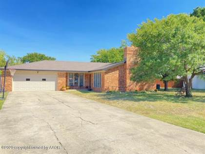 Residential Property for sale in 6703 GARWOOD RD, Amarillo, TX, 79109