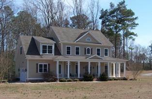 Single Family for sale in 4185 INDIGO LANE, Horntown, VA, 23336