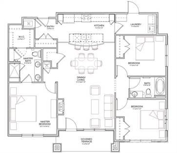 Singlefamily for sale in 4760 Hahns Peak Dr #101, Loveland, CO, 80538
