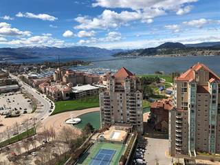 Condo for sale in 1151 Sunset Drive,, Kelowna, British Columbia, V1Y9Z5