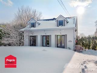 House for sale in 318 Rue Fortier, Mont-Saint-Hilaire, Quebec, J3H2X4