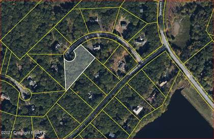 Lots And Land for sale in Lot 252 Lakeview Ct, Milford, PA, 18337
