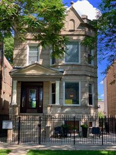Multifamily for sale in 3238 West Le Moyne Street, Chicago, IL, 60651