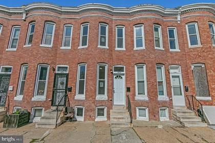 Residential Property for sale in 1453 N CAREY ST, Baltimore City, MD, 21217