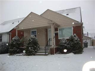 Single Family for rent in 15674 Russell Avenue, Allen Park, MI, 48101