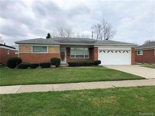 Single Family for sale in 13242 ROSSELO Avenue, Warren, MI, 48088