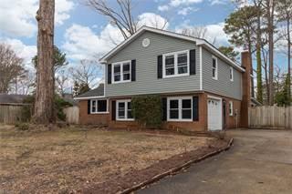Single Family for sale in 433 Edwin DR, Virginia Beach, VA, 23462
