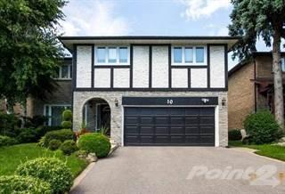 Residential Property for sale in 10 Mistflower Rd, Toronto, Toronto, Ontario