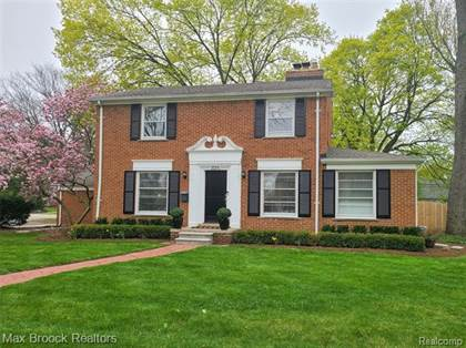 Residential for sale in 1094 KENNESAW Street, Birmingham, MI, 48009