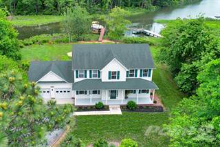 Residential Property for sale in Immaculate Waterfront Home on Saint Patrick's Creek in Saint Mary's County!, Avenue, MD, 20609