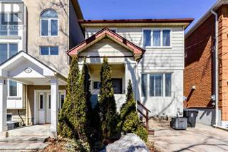 Single Family for sale in 114 CRANBROOKE AVE, Toronto, Ontario, M5M1M5