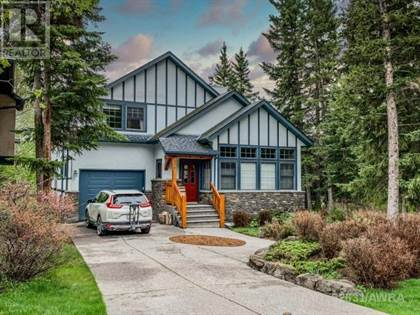 Single Family for sale in 176 CAREY, Canmore, Alberta, T1W2R6