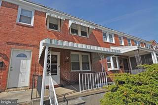 Townhouse for sale in 408 GUSRYAN STREET, Baltimore City, MD, 21224