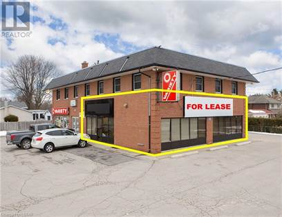 Business for rent in 4562 COLONEL TALBOT ROAD & 3 2, London, Ontario, N6P1B1
