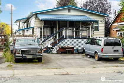 Residential Property for sale in 624 N Pine Street, Anchorage, AK, 99508