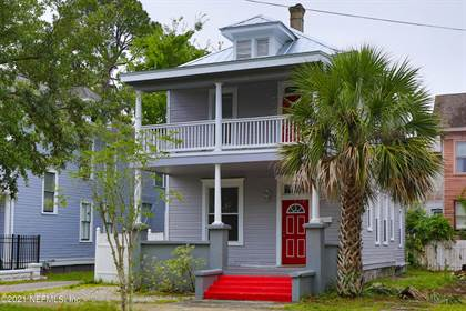 Residential Property for sale in 244 W 6TH ST, Jacksonville, FL, 32206