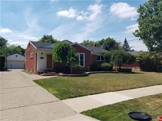 Single Family for sale in 14195 FOCH Street, Livonia, MI, 48154