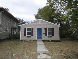 Single Family for rent in 2402 Adams Street, Indianapolis, IN, 46218
