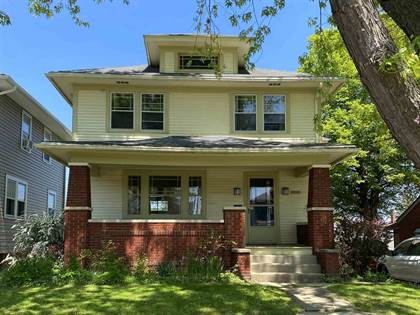 Residential Property for sale in 1616 Spring Street, Fort Wayne, IN, 46808