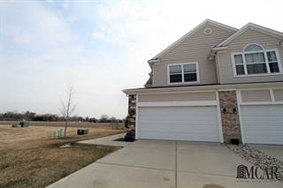Townhouse for sale in 817  PLUM VILLAGE DRIVE, Greater Dundee, MI, 48161