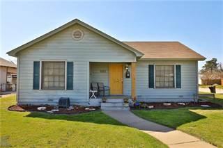 Single Family for sale in 602 Peach Street, Abilene, TX, 79602