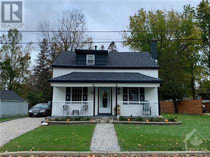 Single Family for sale in 23 CHURCH STREET, Perth, Ontario, K7H2A4