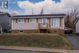 Single Family for sale in 34 Della Drive, St. John's, Newfoundland and Labrador, A1S1B8