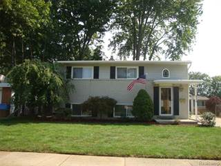 Single Family for rent in 6810 CARIBOU Street, Westland, MI, 48185