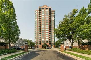 Condo for sale in 3320 SPINNAKER Lane 10E, Detroit, MI, 48207