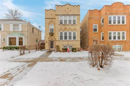 Multifamily for sale in 5816 North Bernard Street, Chicago, IL, 60659
