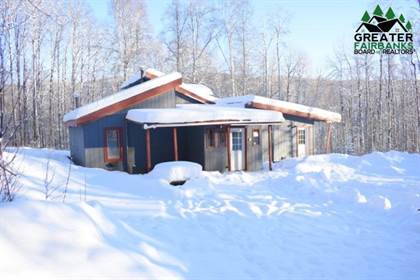 Residential for sale in 871 GOLD MINE TRAIL, Fairbanks, AK, 99712