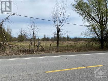 Vacant Land for sale in 4645 HAWTHORNE ROAD, Ottawa, Ontario, K1G3N4