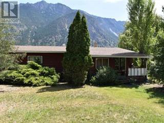 Single Family for sale in 1020 MOHA ROAD, Lillooet, British Columbia