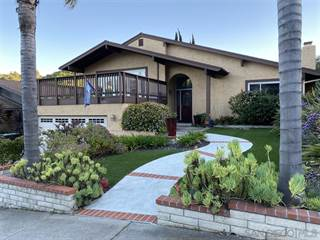 Single Family for sale in 5278 BLOCH STREET, San Diego, CA, 92122